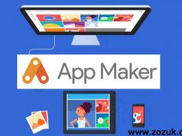 google app maker g suite