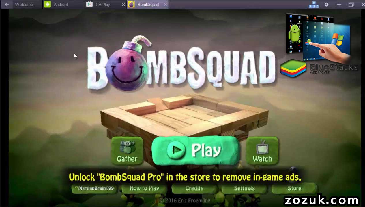 BombSquad for PC - Download for Windows & Mac Computer - ZOZUK