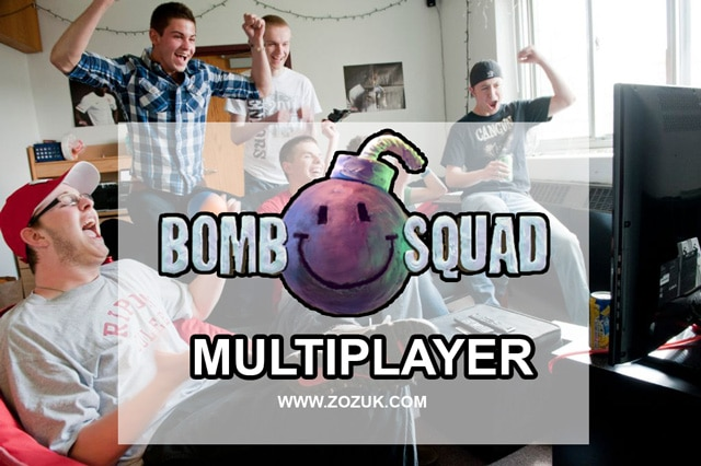 BombSquad multiplayer