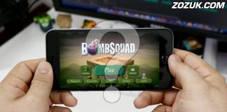 bombsquad on iphone