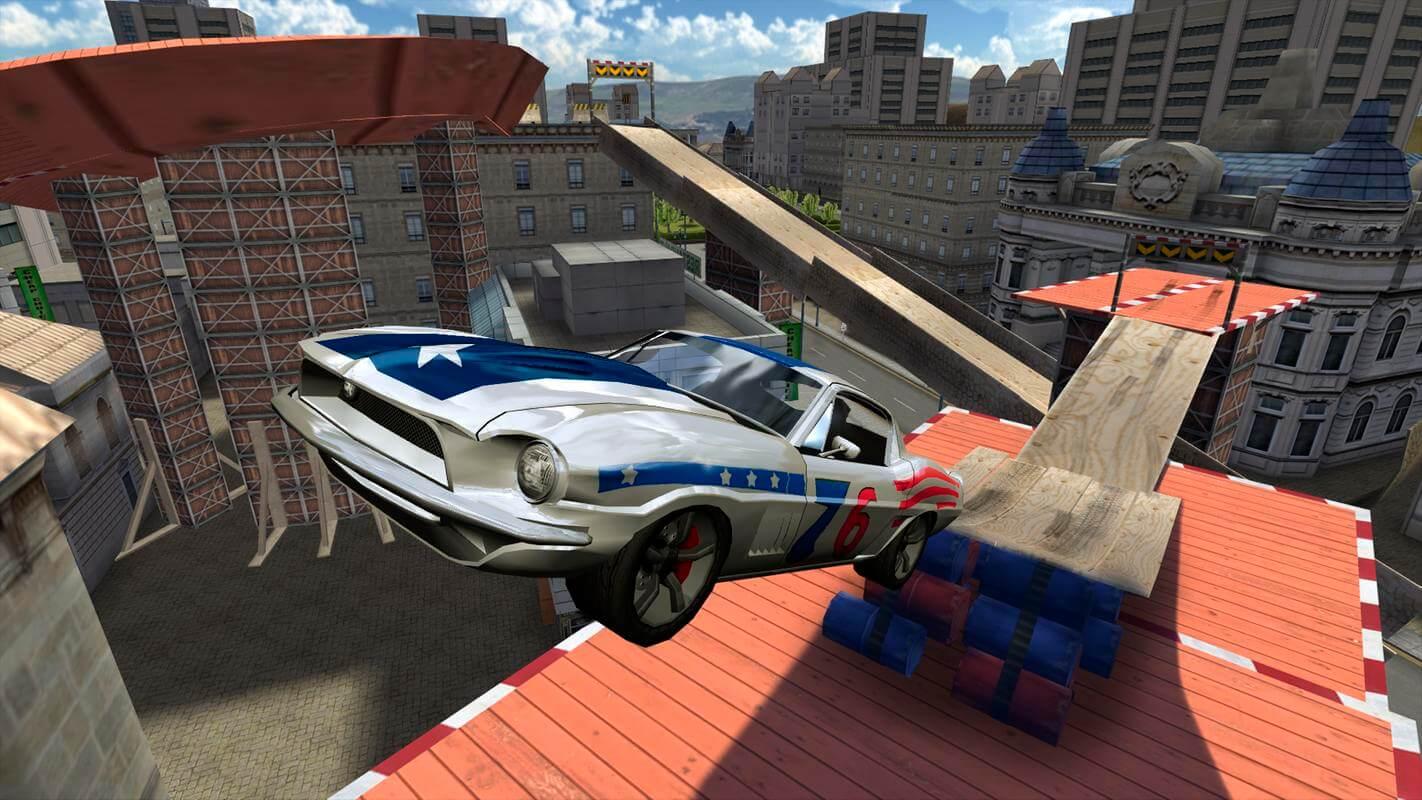 Car Driving Simulator SF - Steering Game