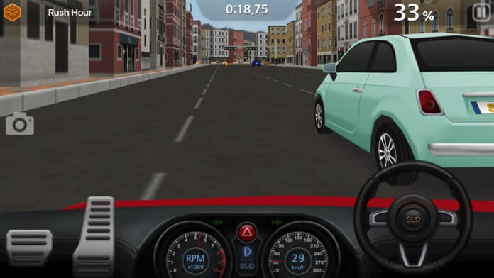 Dr. Driving - Steering Game