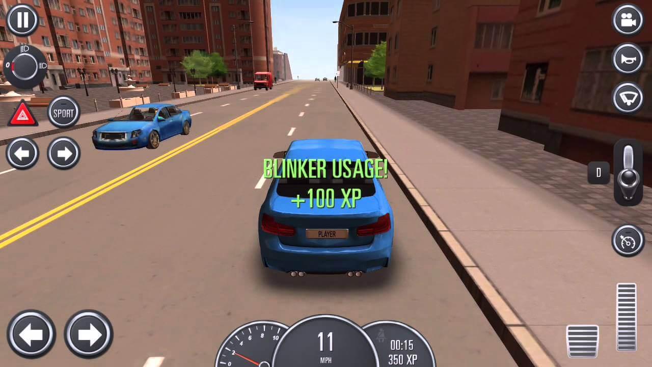 Driving School 2016 - Steering Game